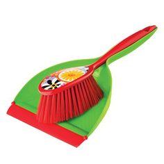 Nzsale - Citric Dustpan & Brush Set