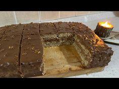 Questa Torta sta Facendo Impazzire il MONDO 🌍 - YouTube Churros, Nutella, Cheesecake, Donuts, Cake Recipes, Food And Drink, Sweets, Desserts, Biscotti
