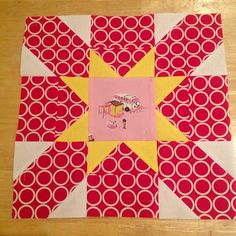 One of two June blocks for Faith at do.Good stitches. Usin…   Flickr