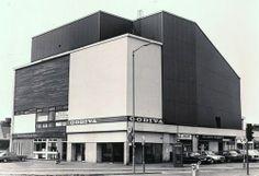 The old Godiva Cinema.