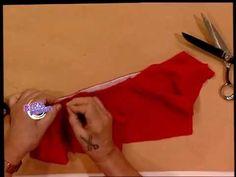 Hermenegildo Zampar - Bienvenidas TV - Explica la costura del cuello ca...