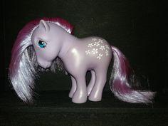 Blossom G1 (Nirvana Italy) My Little Pony Vintage