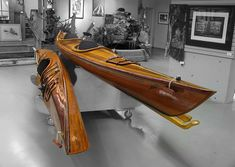 Wooden Kayaks by chowitt