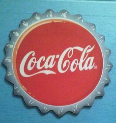 COCA COLA Coke Bottle Cap Mouse Pad
