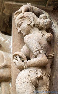 Khajuraho Temple, India