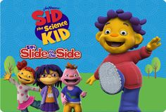 Sid the Science Kid: Slide to the Side is now available on the Fingerprint Network  Download it here: https://itunes.apple.com/us/app/sid-science-kid-sids-slide/id597849551?mt=8