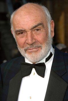 """Sean Connrey """"83"""" and the best James Bond.."""