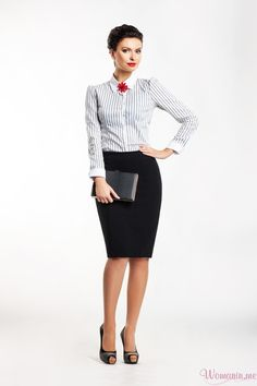 The Right Attire for an Interview… Dress for Success - http://womanin.me/the-right-attire-for-an-interview-dress-for-success/