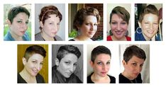 7 Things No One Warned Me About Getting a Pixie Haircut Pixie Wavy Hair, Pixie Haircut For Thick Hair, Edgy Hair, Short Pixie, Short Hair Cuts, Short Hair Styles, Pixie Cuts, Haircuts Plus, Plus Size Hairstyles