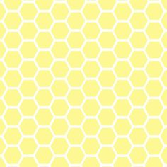 Downloadable honeycomb patterns in several colors for invitation design.