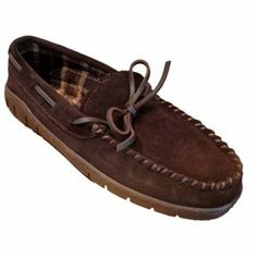 mockasins house shoes | ... Slippers Loafers House Shoes Moccasins Today. Get Low Price & Deals