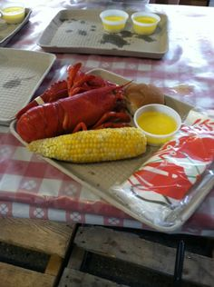 The Maine Lobster Festival in Rockland, ME