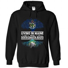 Living in Maine with South Dakota Roots