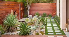Easy-care gardening