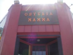 Osteria Mamma.  SOOOOOO delicious.  Mamma and son (orig from La Bucca) don't disappoint.  Casual, yet a tad pricey but worth every penny.  menu includes salad, pastas, paninis and entrees. The pastas are homemade and some favorites include the gnocchi and bolognese.  5732 Melrose Ave.,  Los Angeles, CA 90038  (323) 284-7060  http://www.osteriamamma.com/