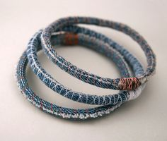 Denim Bracelets                                                                                                                                                     More