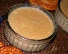 Crème aux galettes bretonnes