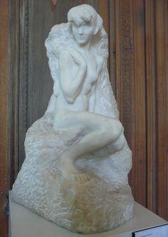 RODIN, Auguste (1840-1917) - Galatée