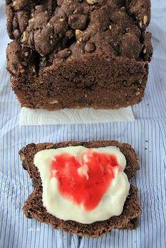 Chleb wytrawnie czekoladowy z automatu