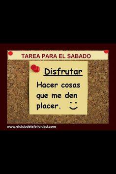 #Frases #Sábado