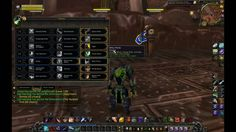 World Of Warcraft 7.0.3 Legion Outlaw Rogue PVP Talents