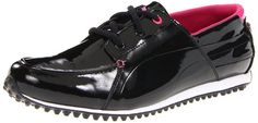 Stay dry and comfortable on the golf course with these great looking womens PG captain wns golf shoes by Puma
