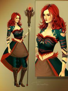 guild wars 2 ele by MevePoison.deviantart.com on @deviantART