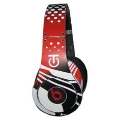 9b742df6f16 Buy Graffiti Beats by Dr. Dre Limited Edition Red Headphones at Wish -  Shopping Made Fun
