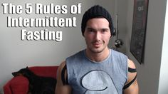 How to Start Intermittent Fasting - The 5 Golden Rules, and a Giveaway