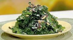 Kale Salad Recipe by Daphne Oz - The Chew