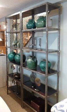oly studio stella shelf antique silver