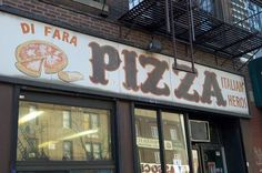 Di Fara Pizza — Brooklyn | 18 Pizza Joints You Must Try Before You Die