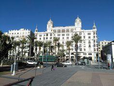 Puerto de Alicante en Alicante, Comunidad Valenciana