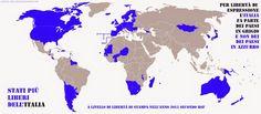 MI LABORATORIO DE IDEAS: libertà di stampa 2015