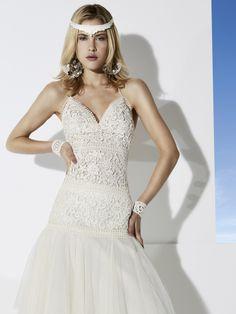 Telde ~ YolanCris Oh my word, this dress is beautiful.