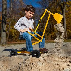 The Big Dig & Roll and thousands more of the very best toys at Fat Brain Toys. ~