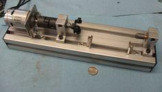 DIY // Mini Metal Lathe