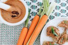 Receta de Hummus de tomates secos. Descubre sus ingredientes y elaboración en Recetags.com