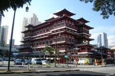 Храм и музей святыни зуба Будды