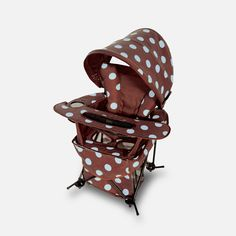 A baby camping chair!  Coolest idea ever.  We will definitely need one.