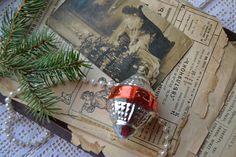 Vintage Christmas ornament Soviet Christmas ornament vintage