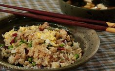 Browse through the menu of any Chinese restaurant in Manila and, among the fried rice items, Yang Chow fried rice is likely to be the most expensive. It's not because it is more difficult to make — fried rice is just a stir fried dish made with cold rice and leftover meat, seafood and vegetables, …