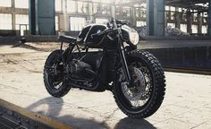 Diamond Atelier's Custom BMW R100R | Cool Material