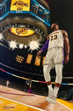 Kobe Bryant Lebron James, Lebron James Basketball, King Lebron James, Lebron James Lakers, Michael Jordan Basketball, King James, Nba Basketball, Lebron James Pictures, Kobe Bryant Pictures
