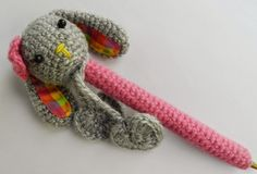 Crochet Gifts, Crochet Toys, Pencil Toppers, Crochet World, Magic Circle, Puppets, Crochet Projects, Dinosaur Stuffed Animal, Projects To Try