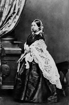 Queen Victoria, 1861  Victorian era 1837–1901