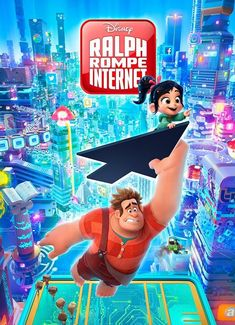 70 images (& sounds) of the Ralph Breaks the Internet: Wreck-It Ralph 2 cast of characters. Photos of the Ralph Breaks the Internet: Wreck-It Ralph 2 (Movie) voice actors. 2018 Movies, Disney Movies, Disney Pixar, Disney Characters, Film Gif, Film D'animation, Drama Film, Comedy Film, Streaming Hd