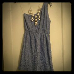 Sale! Lavender Lace Dress