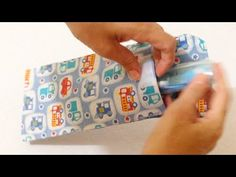 Porta Escova e Pasta de Dente Encapado com Tecido - Artesanato DIY - YouTube