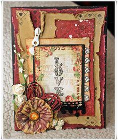 Jorunn`s Fristed: Valentines Kort Hearth, Card Making, Valentines, Frame, Cards, Home Decor, Log Burner, Valentine's Day Diy, Picture Frame